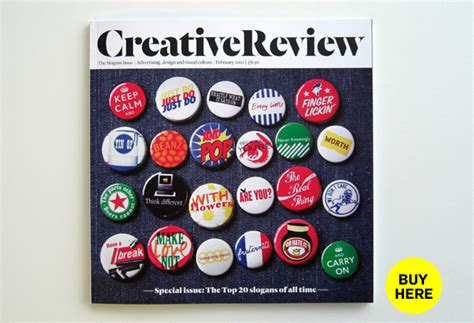a for all time review cr feb issue our top 20 slogans creative review