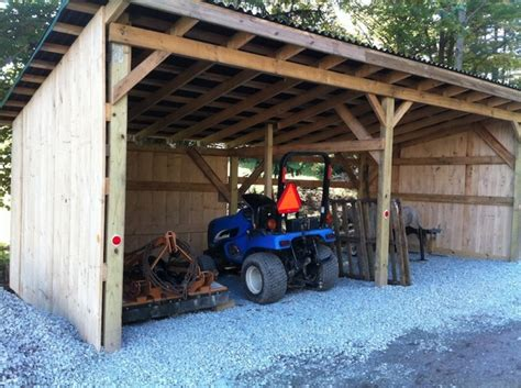 Lawn Tractor Shed by Tractor Shed Plans Vinyl Shed Kits For Sale