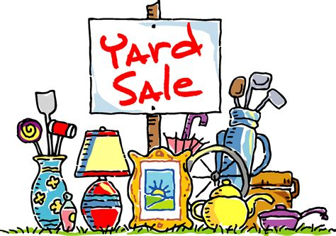 Backyard Sale by Of Well Intentioned Indecision A To Z Quot Y Quot Is