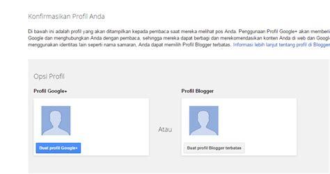 membuat blog komersil cara membuat blog dari blogger blogspot gratisan untuk