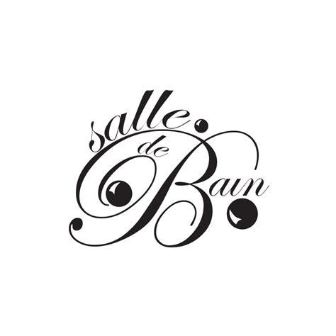 Sticker Pour Salle De Bain by Stickers Pour Salle De Bain Textes Et Lettrage Pour Porte
