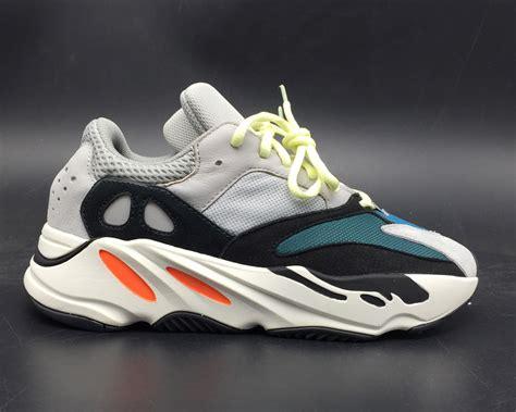 The Adidas Yeezy Boost 700 by Adidas Yeezy Boost 700 Wave Runner Solid Grey Chalk White Black For Sale New Jordans 2018