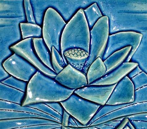 How To Make Handmade Ceramic Tiles - kerry cohen custom handmade tile portfolio