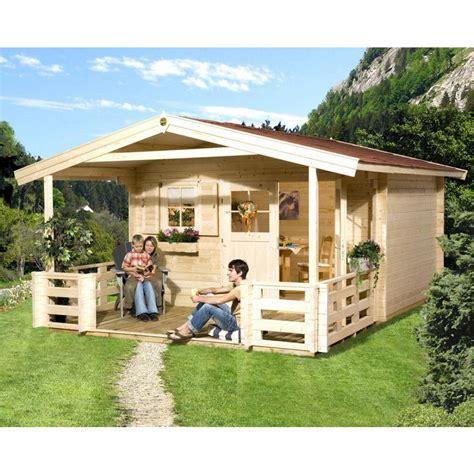 vordach terrasse weka 45 mm gartenhaus 136 mit vordach terrasse mein