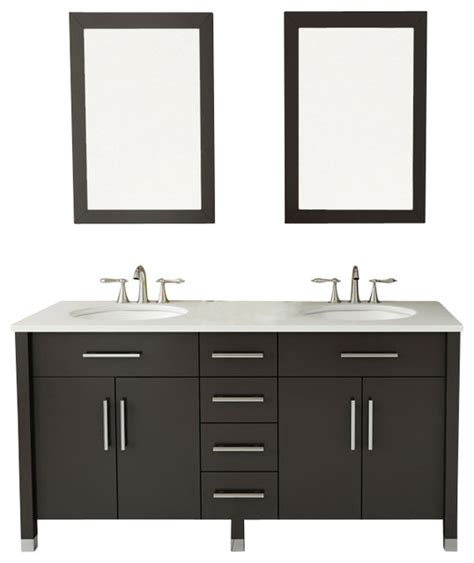 59 quot rana sink bathroom vanity transitional