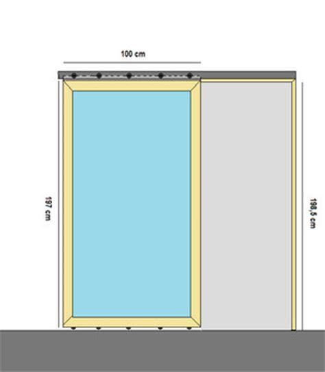 Rigipswand Selber Bauen by Schiebet 252 R Selber Bauen Ohne Bodenschiene Haus Deko Ideen
