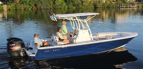 sea born boat construction lx22 center console bay boats center consoles