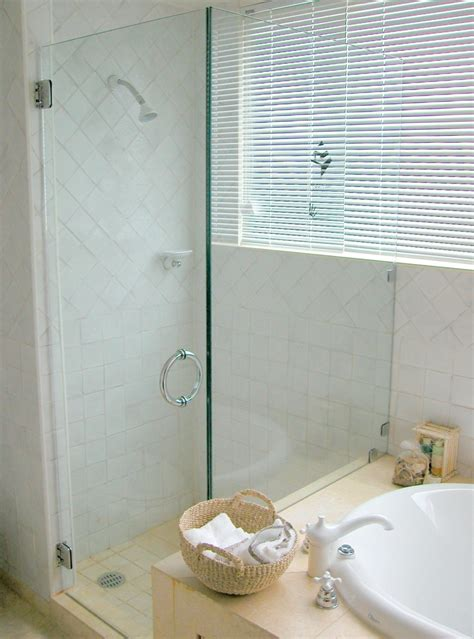 Heavy Shower by Shower Tub Enclosures Ne Glass And Mirrorne Glass And
