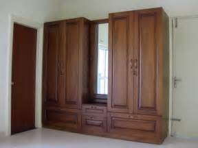 solid wood wardrobe closet wardrobe closet design