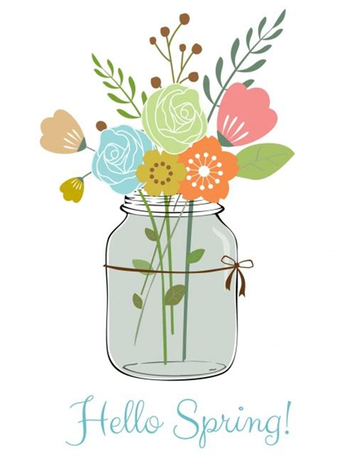 printable spring images happy spring free printable a sparkle of genius