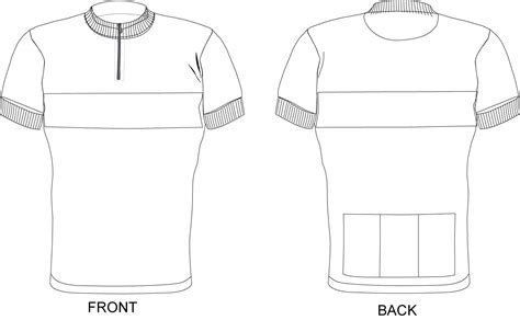 great cycling jersey template images gallery gt gt tutorial