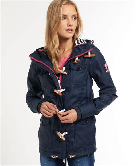 superdry boat jacket superdry boat duffle jacket women s jackets coats