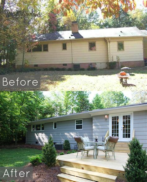 fixer upper after good fixer upper homes before and after on ebbccaadf on