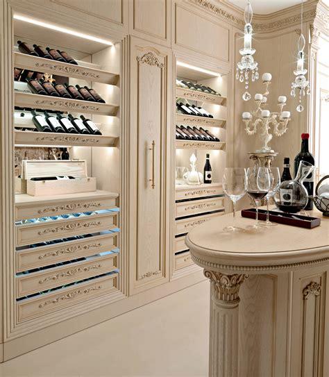 mobili per bottiglie di vino cantine vino per degustazioni in casa ambiente cucina