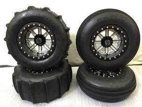 Wildcat Trail Paddle Tires Hiper Sti Beadlock Sand Drifter Paddle Tires 14 Quot Front