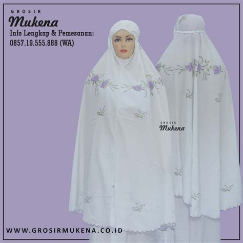 Mukena Untuk Haji Dan Umroh gambar macam mukena haji dan umroh yang sangat nyaman dipakai