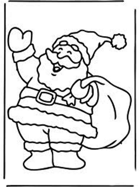 imagenes navideñas para colorear de papa noel dibujos y plantillas para imprimir papa noel