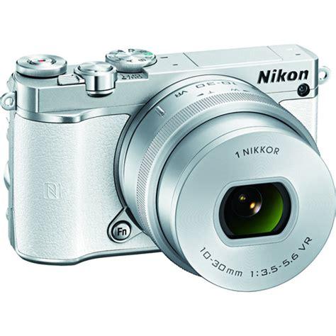 Nikon 1 J5 Mirrorless Digital W 10 30mm Pd Zoom Lens Silver buydig nikon 1 j5 mirrorless 20 8mp digital w 10 30mm lens white factory refurbished