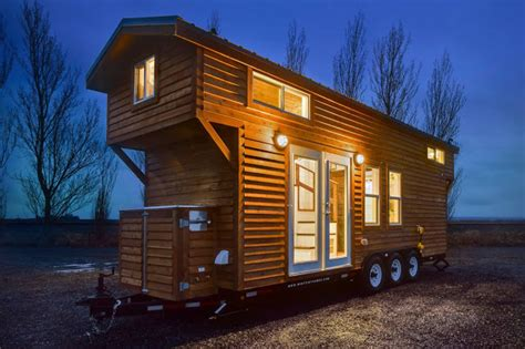 mint tiny homes tiny house town rustic tiny from mint tiny house company