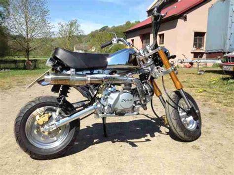 Motorrad 125 Einfahren by Skyteam Monkey 125 Lemans Pro Custom No Honda Bestes