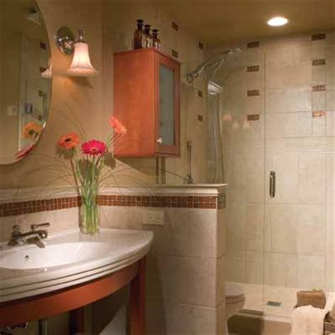 Redone Bathroom Ideas Retro Redo 13 Big Ideas For Small Bathrooms This House