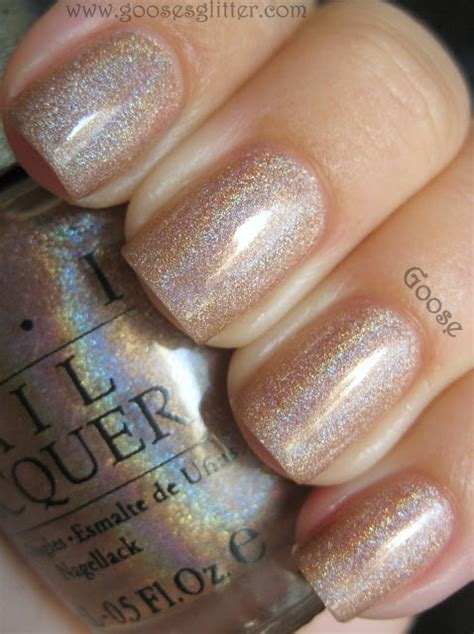 gold nail design me my nails i opi ds design nude gold holographic nail polish lacquer