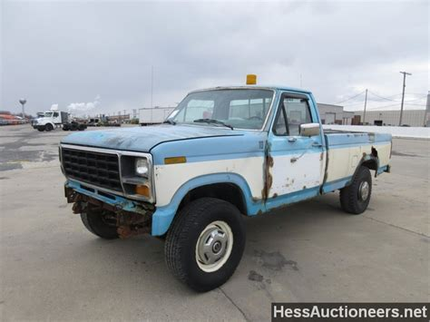 ford 1980 truck used 1980 ford f250 2wd 3 4 ton truck for sale in