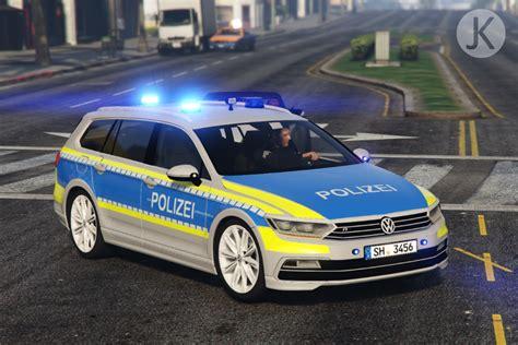 Bewerbungsfrist Polizei Schleswig Holstein Funkstreifenwagen Polizei Schleswig Holstein Volkswagen Passat B8 Gta5 Mods