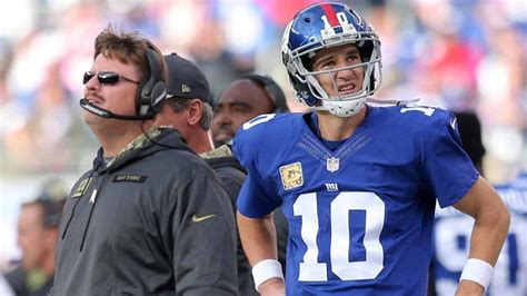 eli manning bench press ben mcadoo apparently has no regrets about benching giants