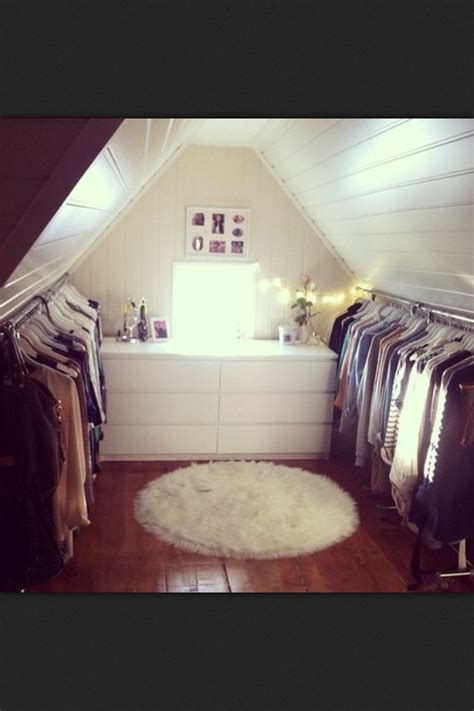 closet ideas for attic bedrooms 25 best ideas about attic closet on pinterest slanted