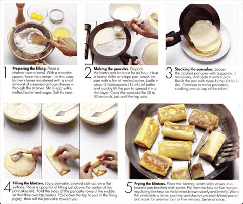 cottage cheese blintz recipe pancake packages cottage cheese blintzes recipe