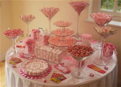 wedding candy table ideas pink sweet table wedding 4ft angle partayyyy pinterest