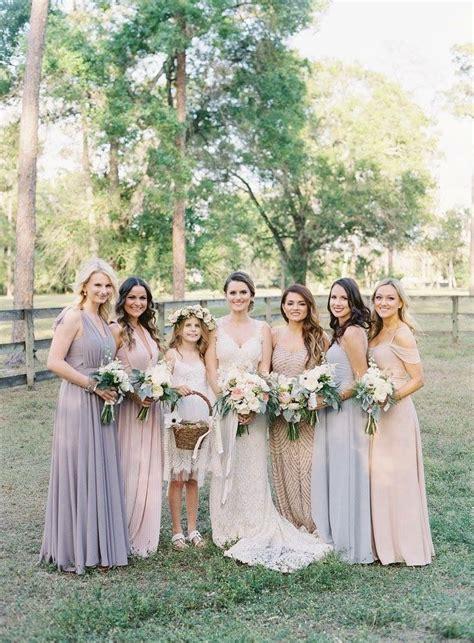 different color bridesmaid dresses different color bridesmaid dresses www pixshark