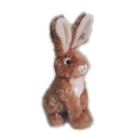 Plush Boneka Rabbit jual boneka hewan kelinci coklat brown rabbit doll 7
