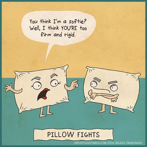 Pillow Fight Meme - 182 best unearthed comics by sara zimmerman images on