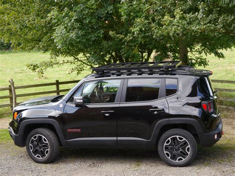 renegade jeep roof slimline ii on roof rack renegade krjr001t
