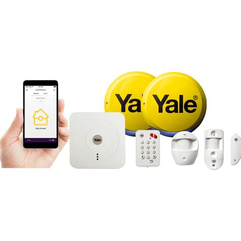 yale smart home alarm view kit 7 toolstation