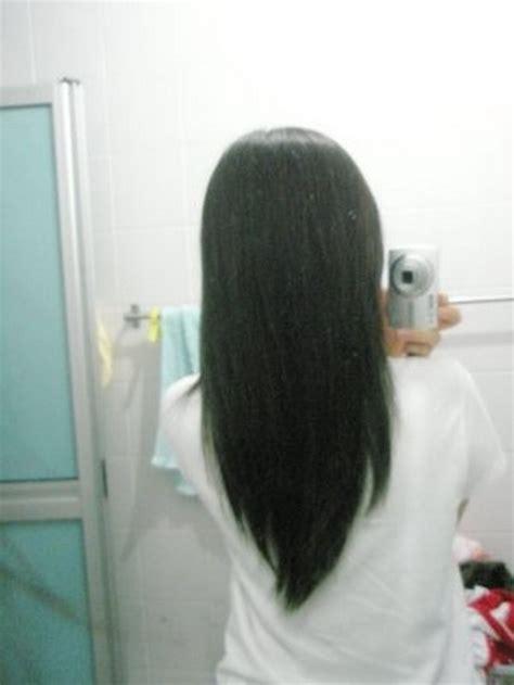 v cut hairstyles hairstyles v cut