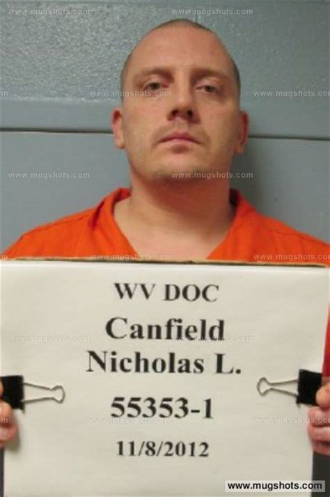Harrison County Wv Arrest Records Nicholas L Canfield Mugshot Nicholas L Canfield Arrest Harrison County Wv