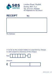 debt collection payment receipt template debt collection receipt pad x5