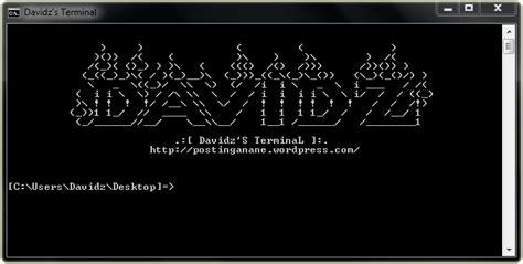 membuat game dengan cmd buat command promptmu versi sendiri indonesia blogger
