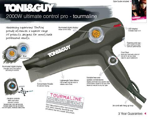Toni And Guys Digital Tourmaline Palm Dryer toni tg179uk1 ultimate professional tourmaline