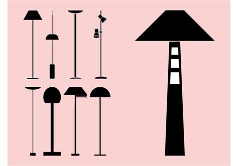 lamp vector   vector art stock graphics