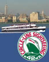 round manhattan boat trip sightseeing tours in new york bus boat bycycle