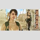 Quiet Metal Gear Solid V | 1600 x 848 png 2281kB