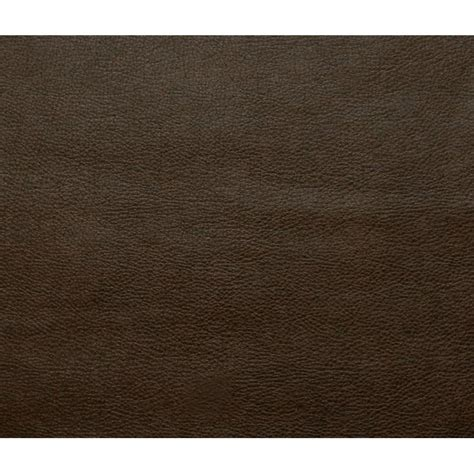 faux brown leather 5 size futon cover pillow