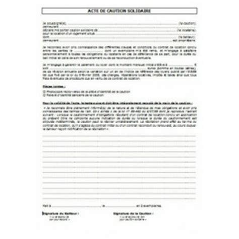 Exemple Lettre De Garant Pour Un Logement Modele Bail Avec Garant Document