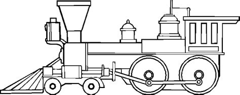 polar express train engine coloring page sketch coloring page