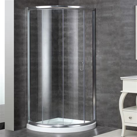 Aston Neo Angle Door Round Shower Enclosure With Shower Rounded Shower Doors