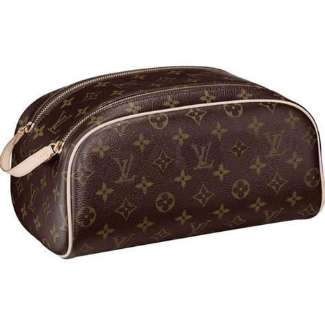 Lv Toiletry Handbag Monogram louis vuitton monogram canvas king size toiletry bag